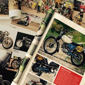 Revues et Magazines moto spécialisés