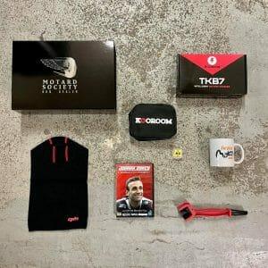 Motard Society Box Motoblouz Sportive décembre 2020