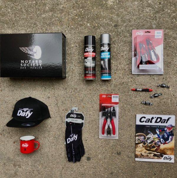 Dafy Box TT by Motard Society